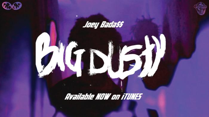Joey Bada$$ – Big Dusty [VMG Approved]