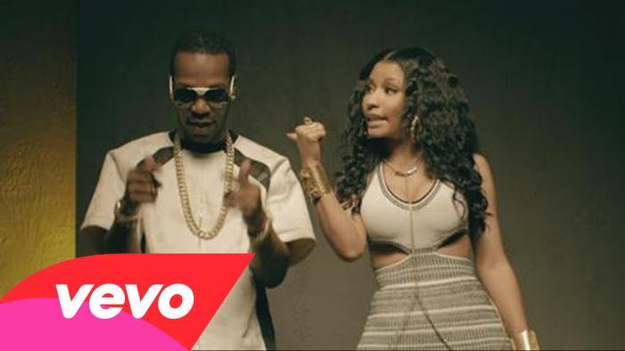 Juicy J Feat. Nicki Minaj, Lil Bibby & Young Thug – Low