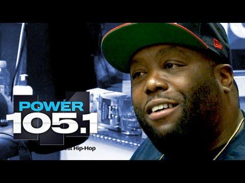Killer Mike Interview With The Breakfast Club