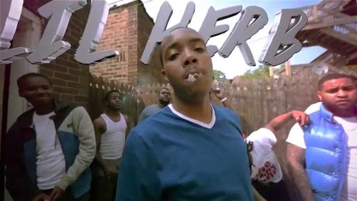 Lil Herb – Hot Nigga [Remix]