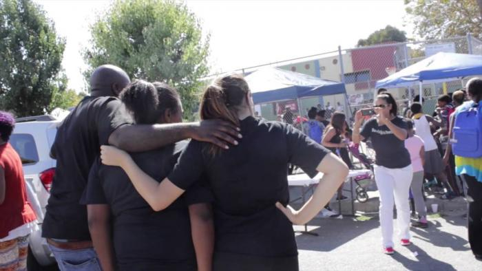 Mistah FAB's 9th Annual Backpack Giveaway In Oakland