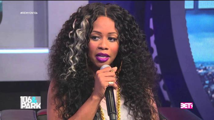 Remy Ma First Interview Since Her Release From Prison On 106 & Park