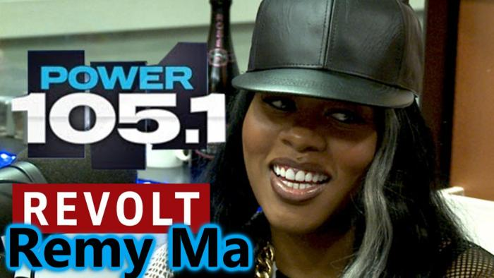 Remy Ma Interview With The Breakfast Club