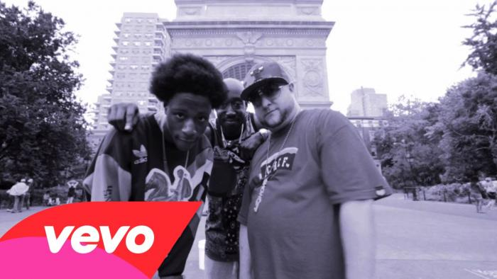 Statik Selektah Feat. Joey Bada$$ & Freddie Gibbs – Carry On