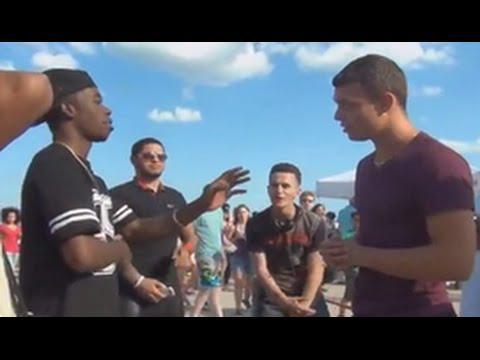 Trollin Rap Battles Prank