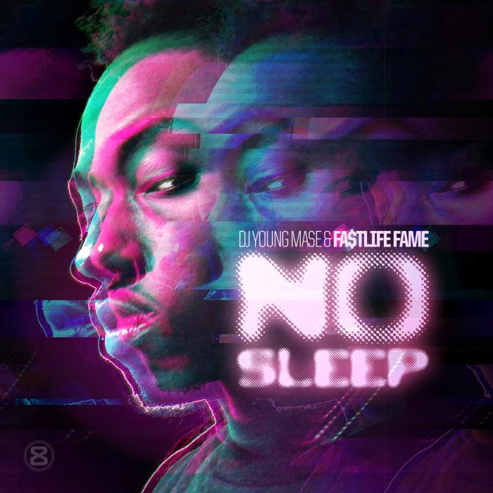 No Sleep_Front Cover