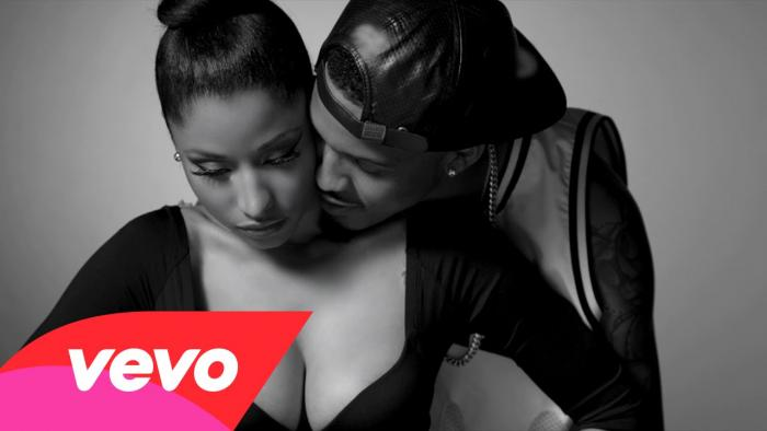 August Alsina Feat. Nicki Minaj – No Love (Remix) [VMG Approved]