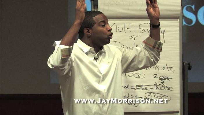 Ex Drug Trafficker Turned Multi Millionaire Real Estate Mogul, Jay Morrison, Teaches How To Get Rich
