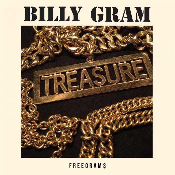 Billy GRAM – Treasure