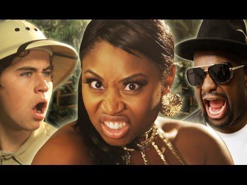 Nicki Minaj – Anaconda (Parody)