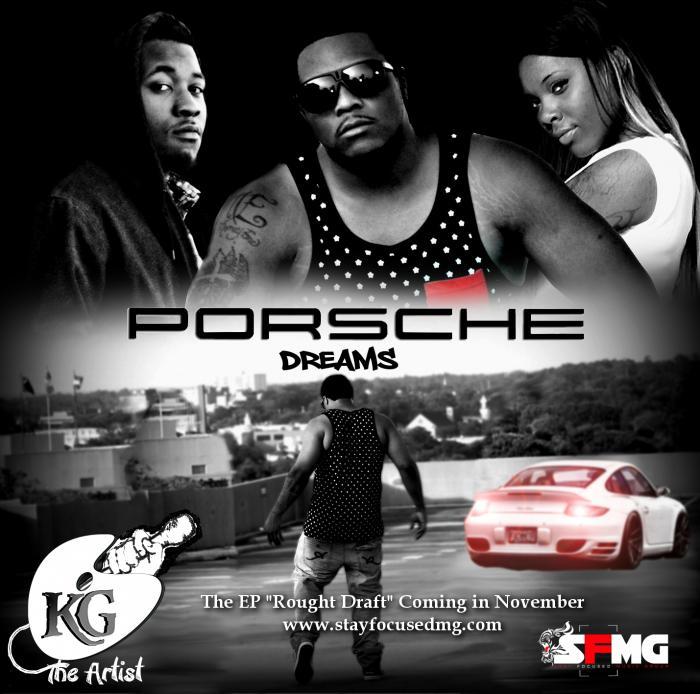 KG Tha Artist Feat. Halo and Skii – Porsche Dreams