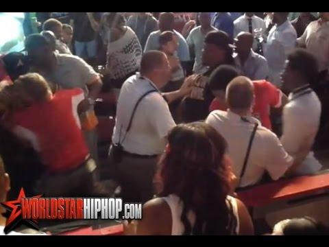 Rich Homie Quan Gets Into A Brawl During Adrien Broner Fight