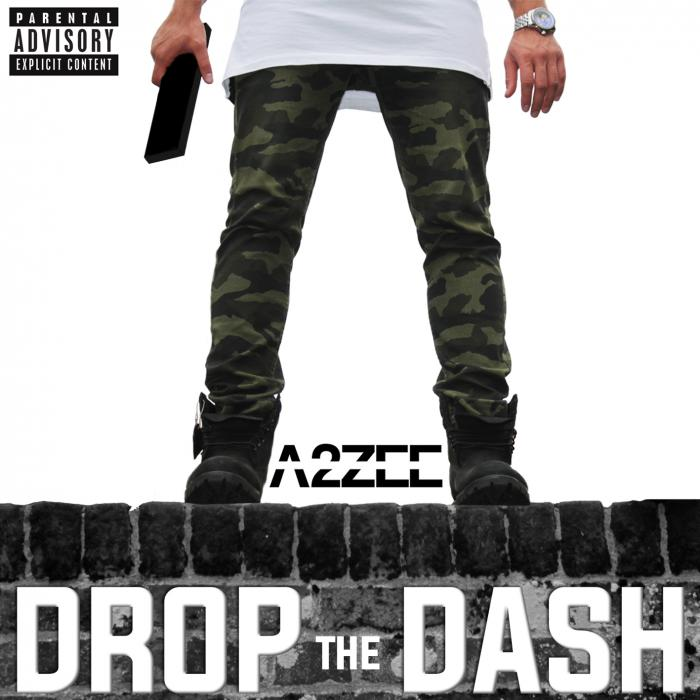 Drop The Dash Front Cover