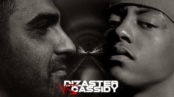 Cassidy vs Dizaster (20 Min. Documentary)