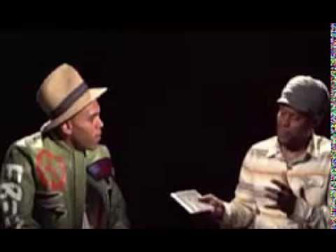 Chris Brown Denies Being Blood Gang Affiliated