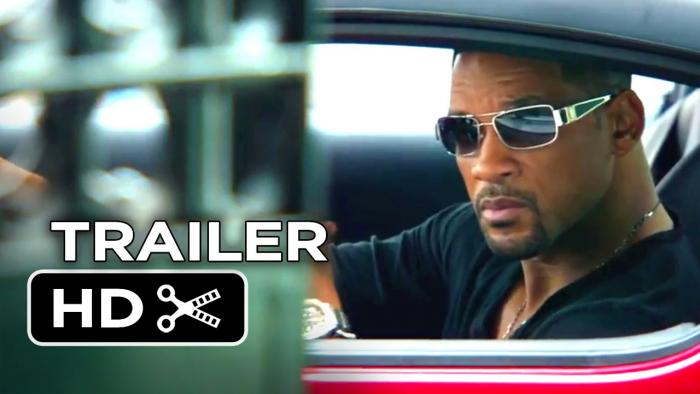 Focus (Starring Will Smith) [Movie Trailer]