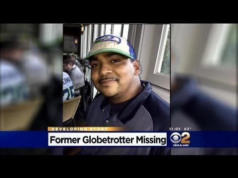 Former Member Of The Harlem Globetrotters Missing