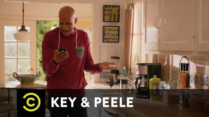 Key & Peele – Text Message Confusion