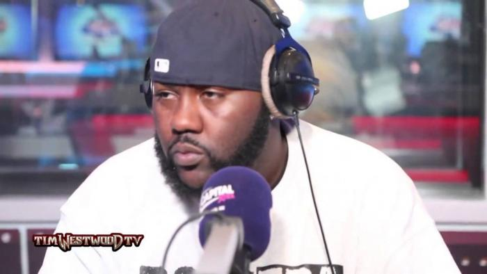 Mistah FAB Freestyles Off The Top For 20 Minutes