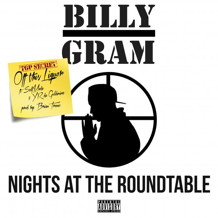 Billy GRAM – Off This Liquor