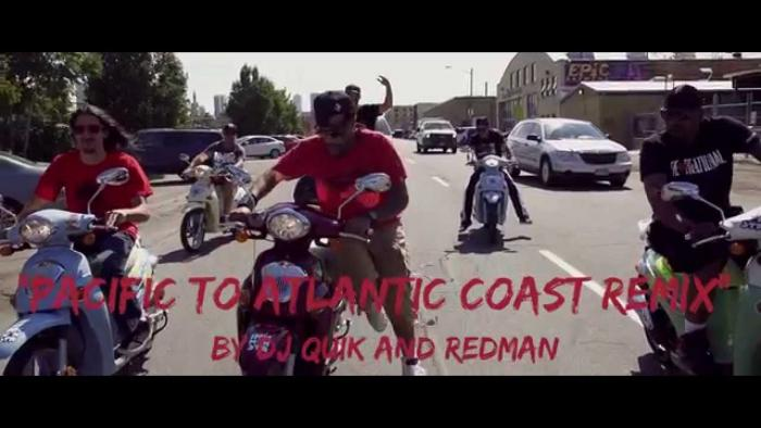Redman – Pacific To Atlantic