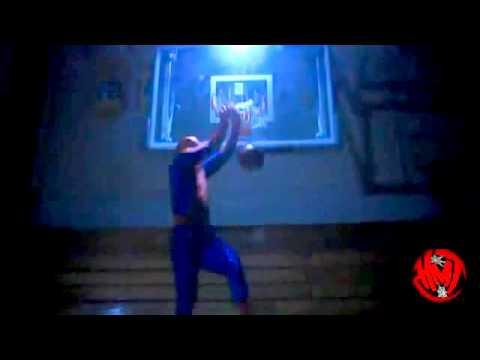 Spider-Man Got Skills On The Court
