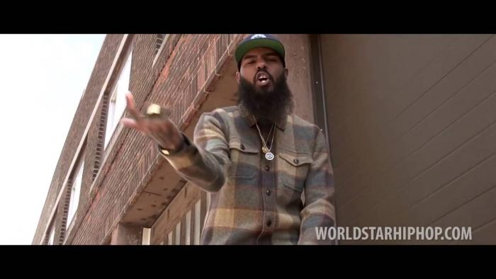 Stalley Feat. Ty Dolla $ign – Always Into Something