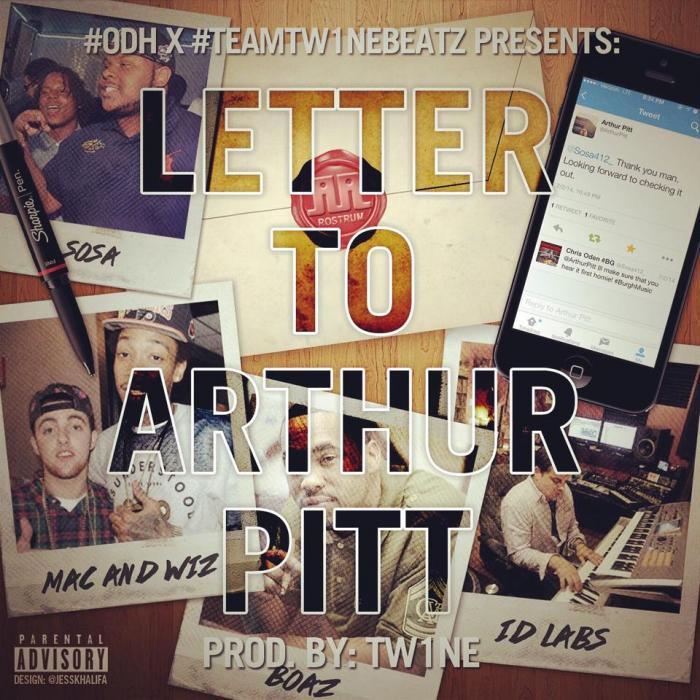 Sosa – Letter To Arthur Pitt