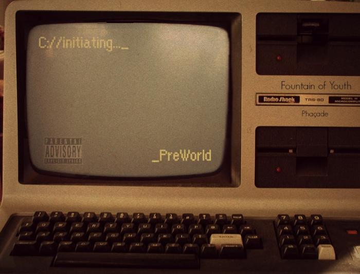 Preworld Coverart