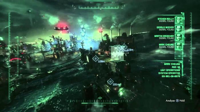 Batman: Arkham Knight – Ace Chemicals Infiltration (Gameplay Trailer 3)