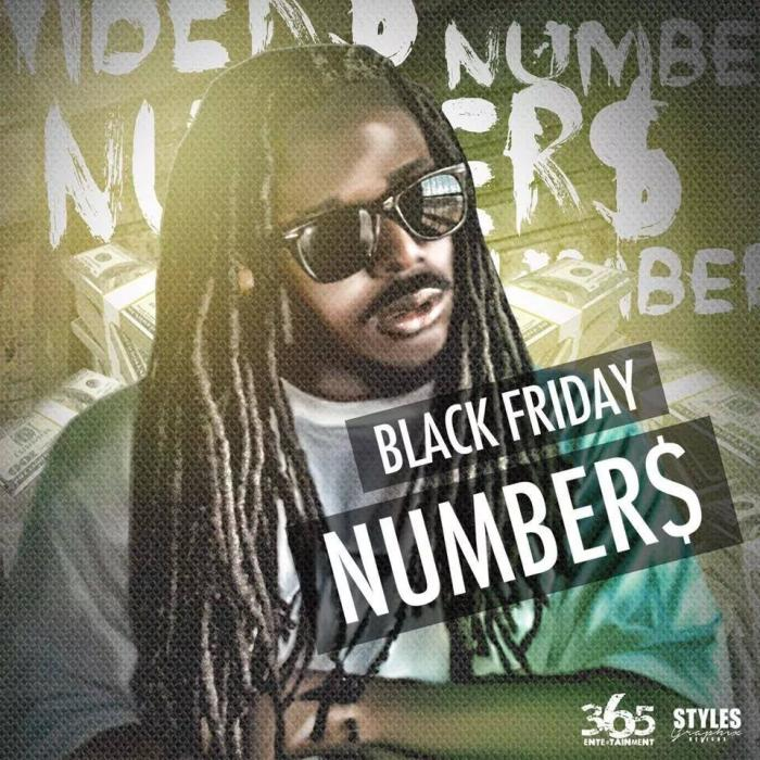 Black Friday – Numbers