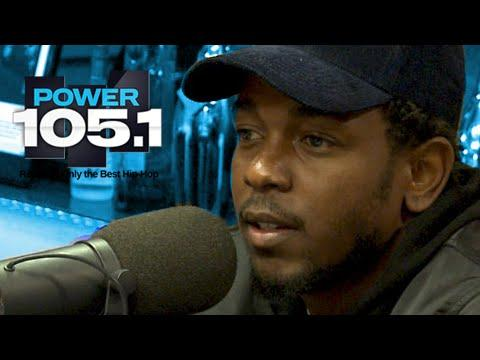 Kendrick Lamar Interview With The Breakfast Club