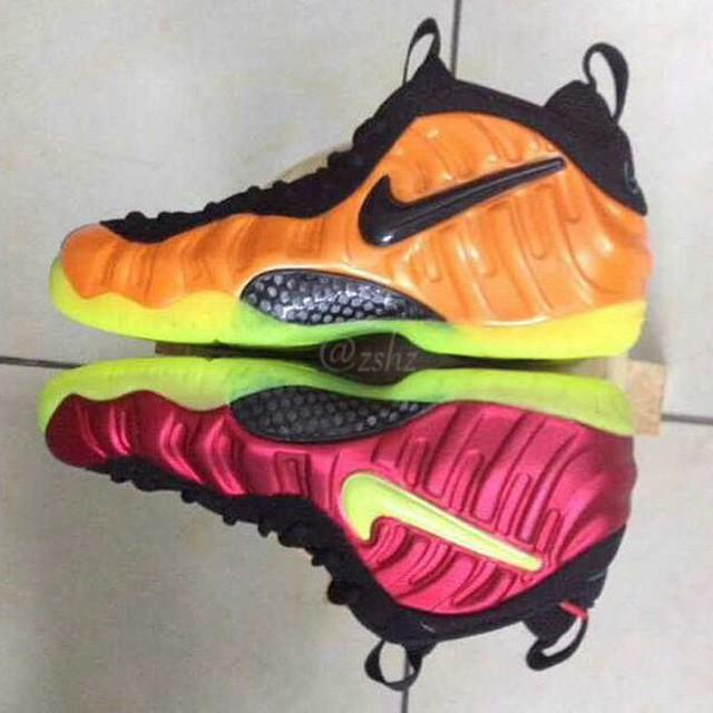 Is the Air Foamposite Pro Nike's Next 'What The' Shoe?