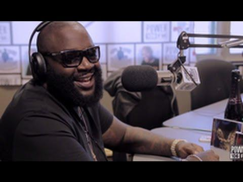 Rick Ross Talks Dropping 2 Albums In A Year