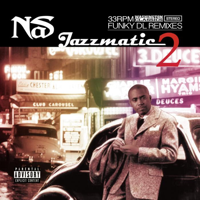 Funky DL – Jazzmatic 2 [Nas Remixes] [VMG Approved]