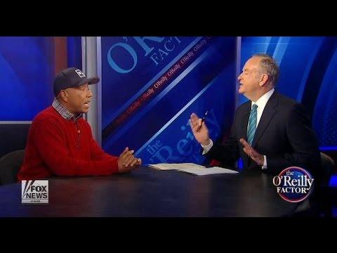 Bill O'Reilly & Russell Simmons Go Head-To-Head