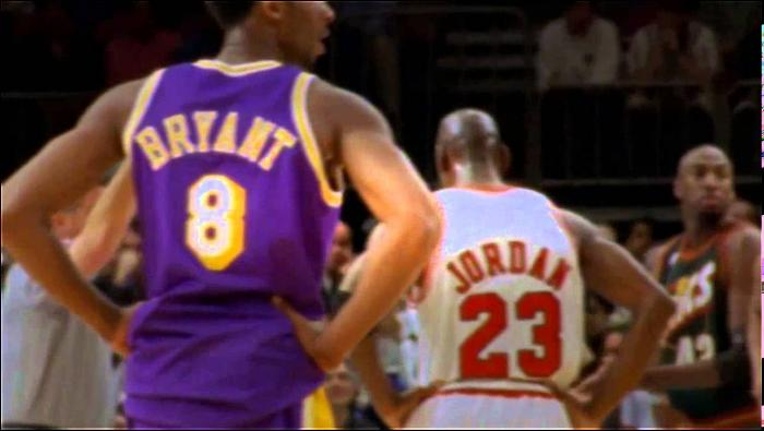 Michael Jordan vs. Kobe Bryant: Duel Of Icons