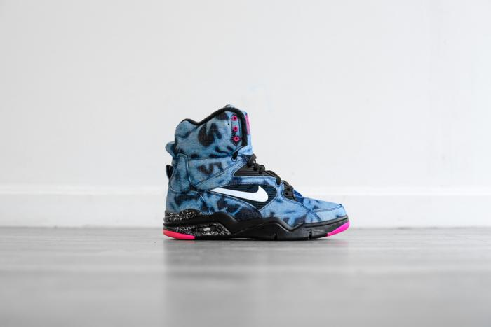 The 'Bleached Denim' Nike Air Command Force