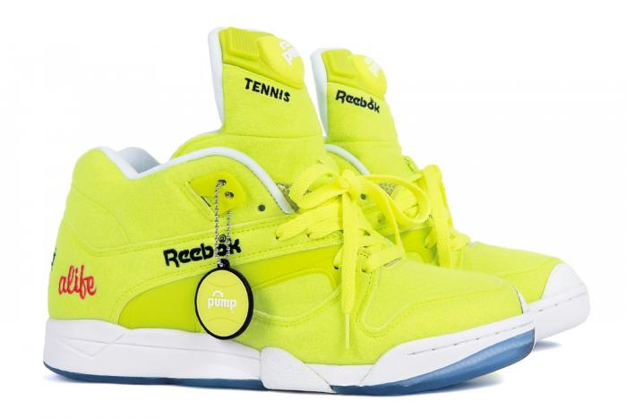 "Alife and Reebok Are Bringing Back the ""Tennis Ball"" Pumps"