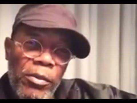 "Samuel L. Jackson Challenges Celebrities ""Violence Of The Racist Police"""