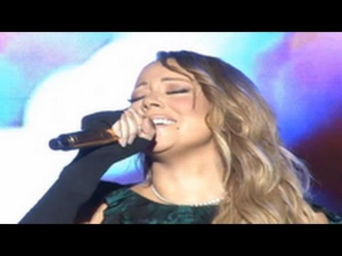 Mariah Carey Lip Syncing Fail