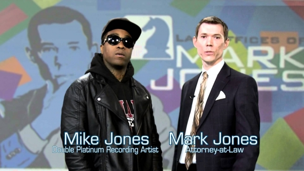 Mike Jones Local Lawyer Commercial For Superbowl
