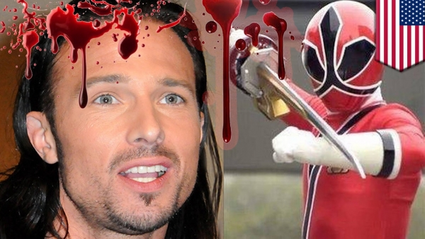 "Red Power Ranger ""Ricardo Medina Jr."" Arrested For Killing Roommate With A Sword"