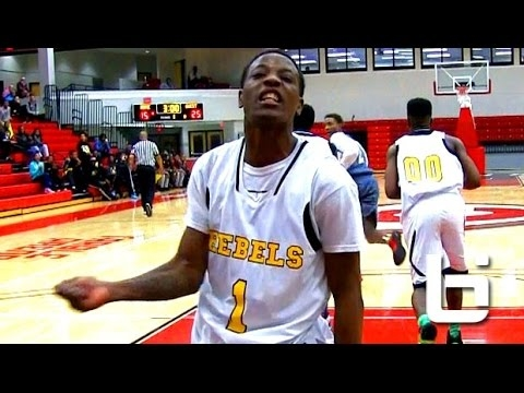 Trae Jefferson Is UNSTOPPABLE! The Most EXCITING Player In High School