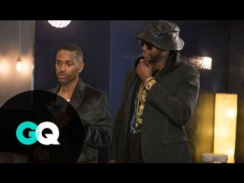 2 Chainz & Big Sean Drink A $10,000 Diamond-Infused Martini