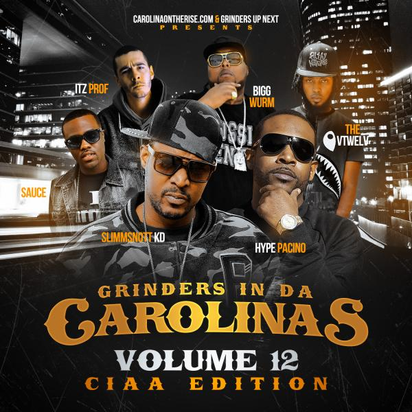 Grinders In Da Carolinas Vol. 1: #CIAA Edition