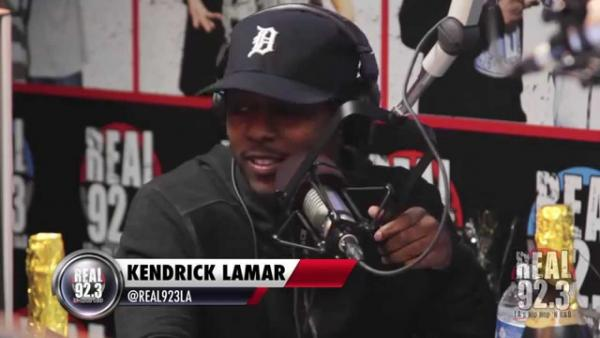 Kendrick Lamar Freestyle Over Classic Notorious B.I.G. Songs