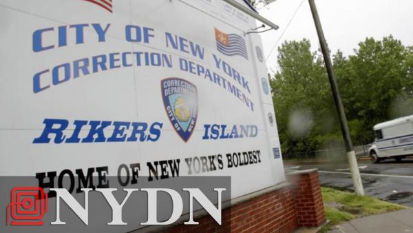 Rikers Island Inmates Save Prison Guard From Rape
