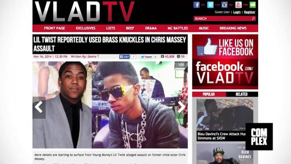 "Young Money Rapper ""Lil Twist"" Faces Up To 25 Years In Jail"