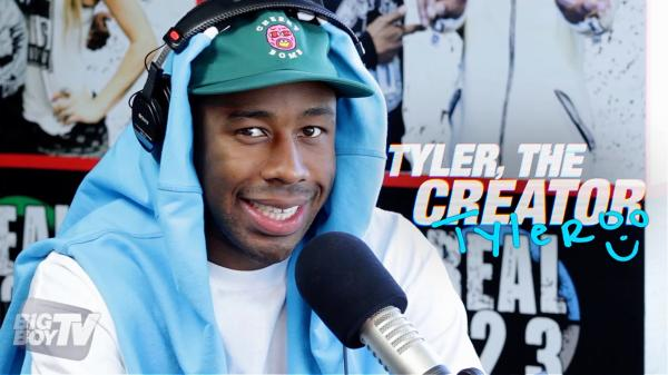 Tyler, The Creator – Interview With Big Boy